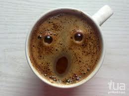 Кофе и дактилоскопия